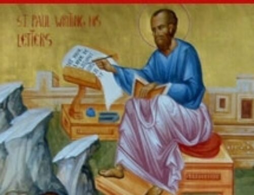 Practicing Christianity, Living the Faith: Some Passages from the Letters of St. Paul