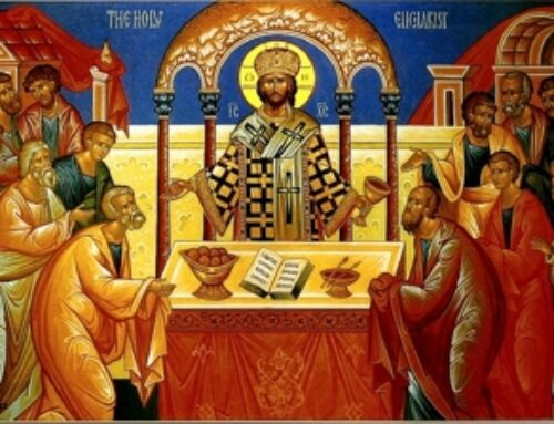 Who May Receive Holy Communion in the Orthodox Church?