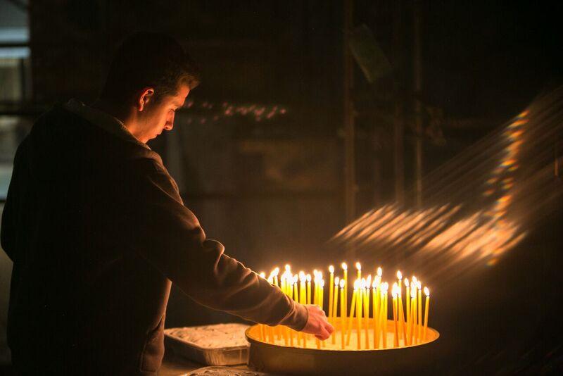 Hunger Strike 2019 – Saint Paul's Greek Orthodox Church
